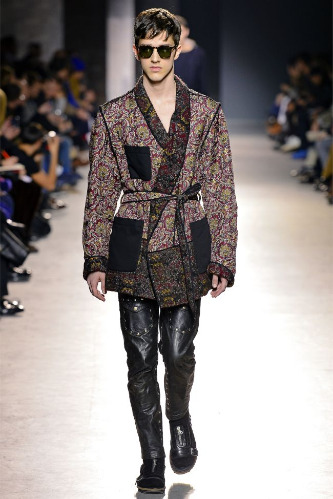 Dries Van Noten Fall/Winter 2013 | Paris Fashion Week