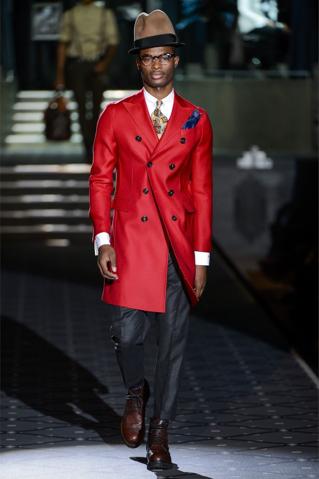 Dsquared2 Fall/Winter 2013 | Milan Fashion Week