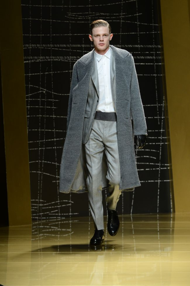 Ermenegildo Zegna Fall/Winter 2013 | Milan Fashion Week