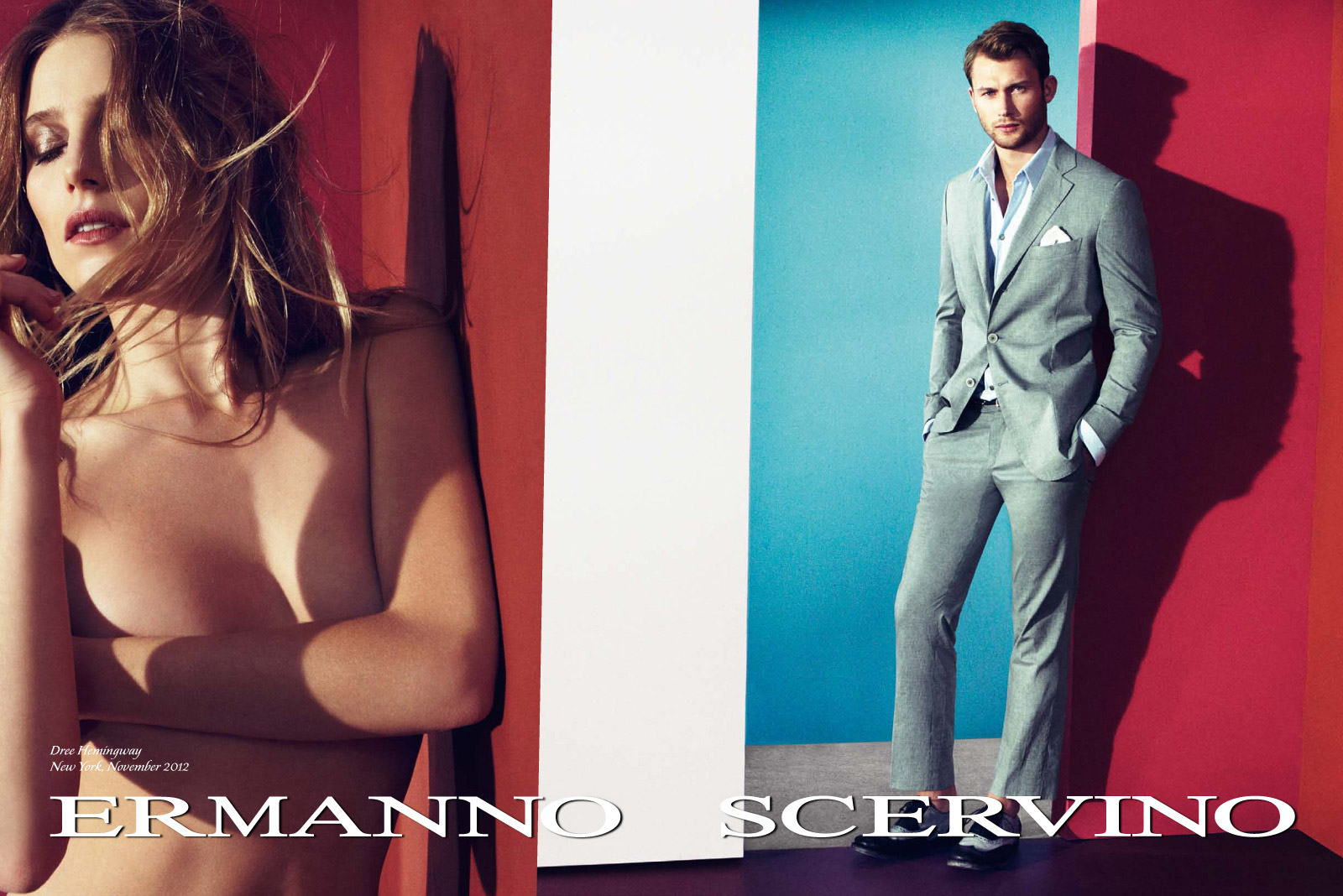 picture Ermanno Scervino SpringSummer 2013 Campaign