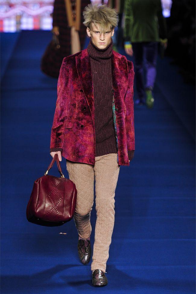 Etro Fall/Winter 2013 | Milan Fashion Week