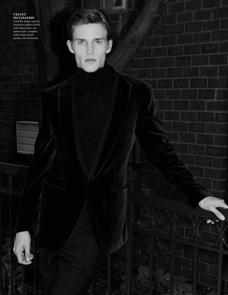 Jules Hamilton in Salvatore Ferragamo for Fashionisto #5