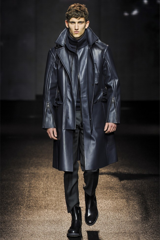 Salvatore Ferragamo Fall/Winter 2013 | Milan Fashion Week