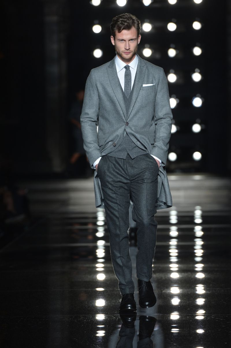 Ermanno Scervino Fall/Winter 2013 | Pitti Uomo