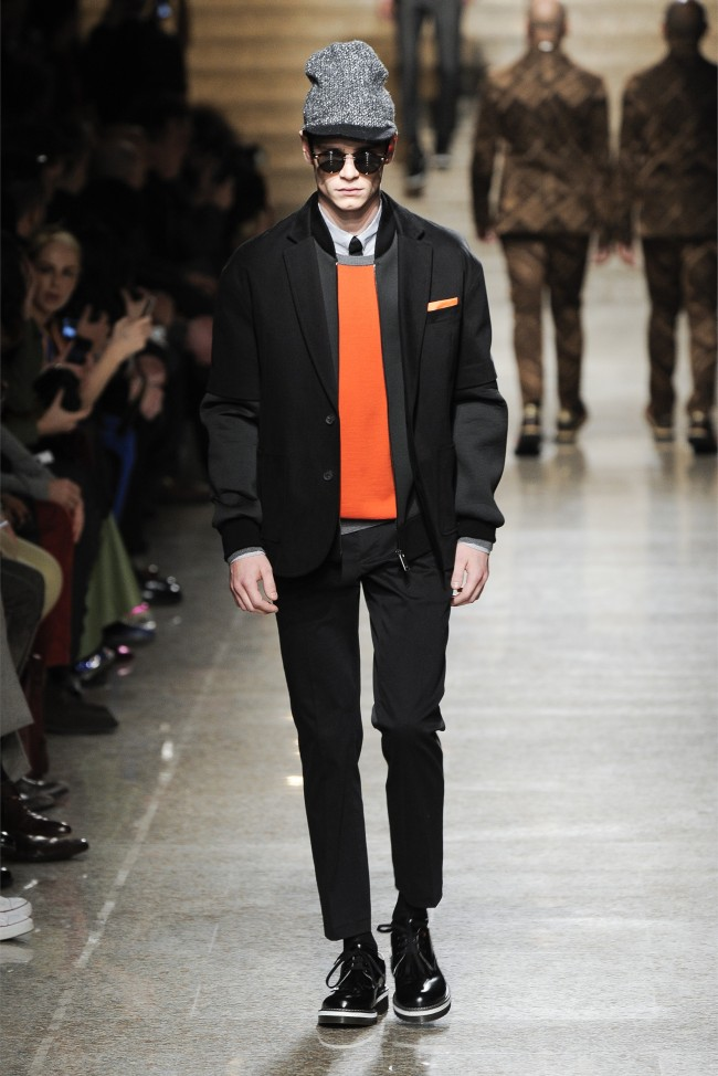 Frankie Morello Fall/Winter 2013   Milan Fashion Week image