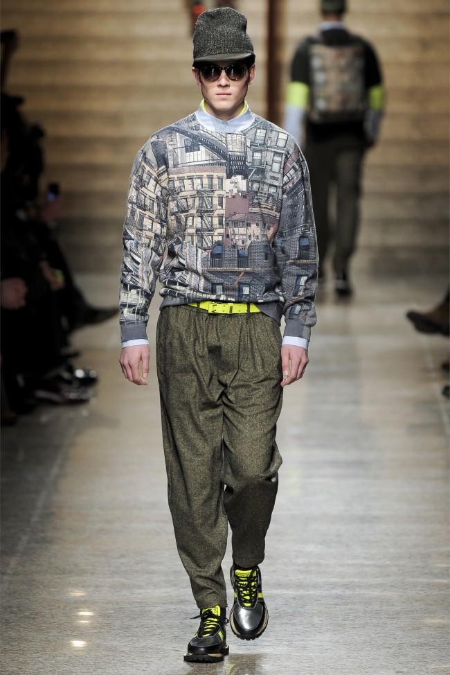 Frankie Morello Fall/Winter 2013 | Milan Fashion Week