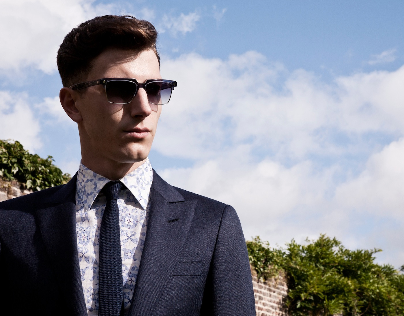 Hardy Amies Launches Sunglasses Collection