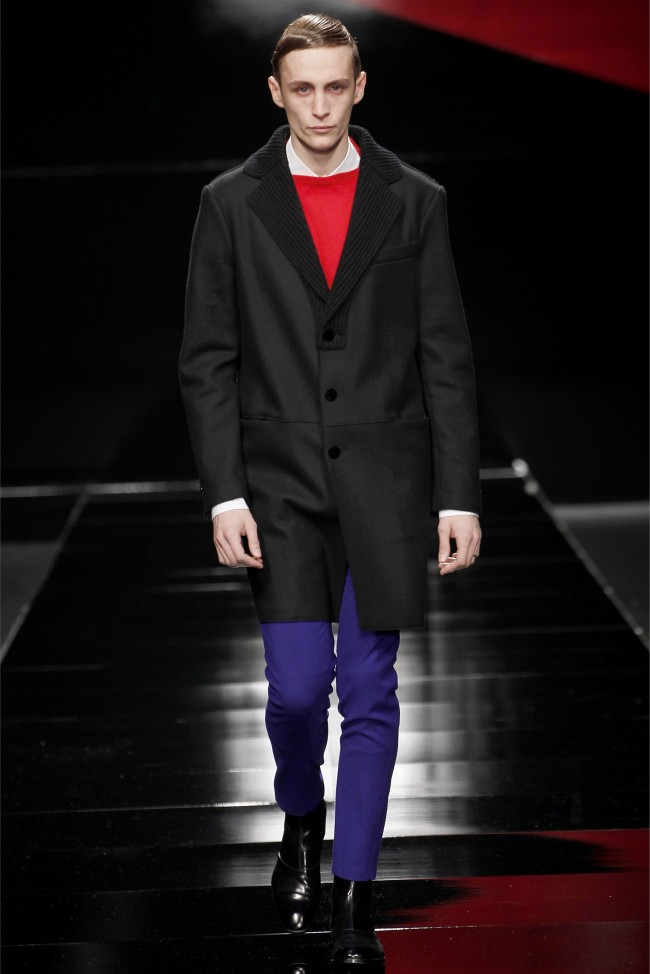 Iceberg Fall/Winter 2013 | Milan Fashion Week