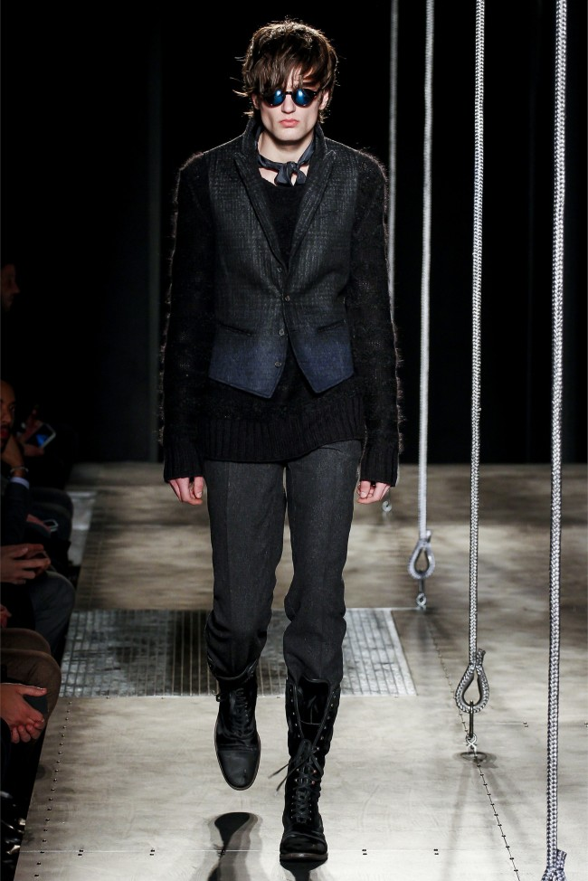 John Varvatos Fall/Winter 2013 | Milan Fashion Week