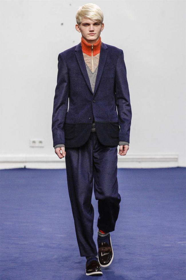 Kolor Fall/Winter 2013 | Paris Fashion Week