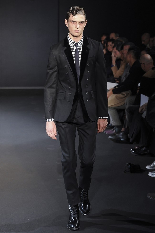 Les Hommes Fall/Winter 2013 | Milan Fashion Week