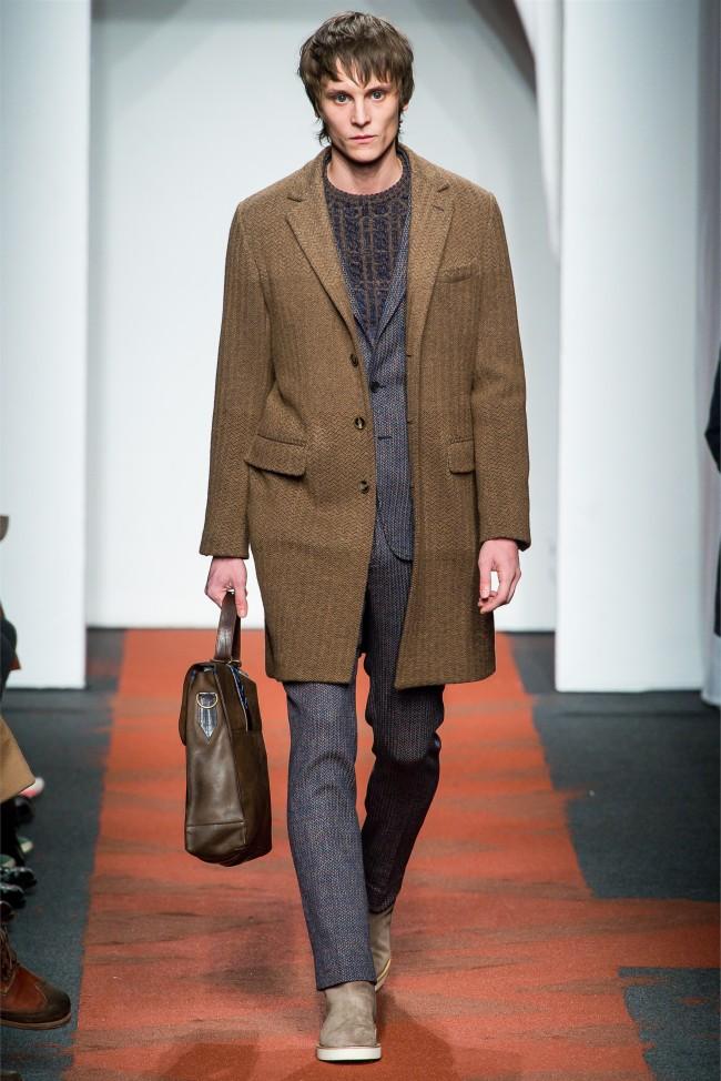 Missoni Fall/Winter 2013 | Milan Fashion Week
