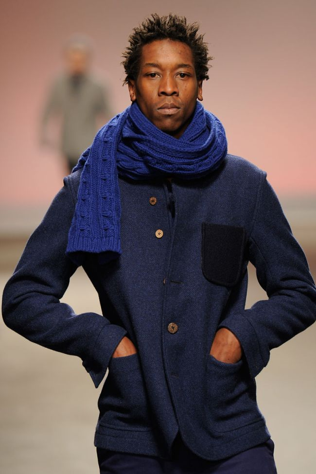 Oliver Spencer Fall/Winter 2013 | London Collections: Men