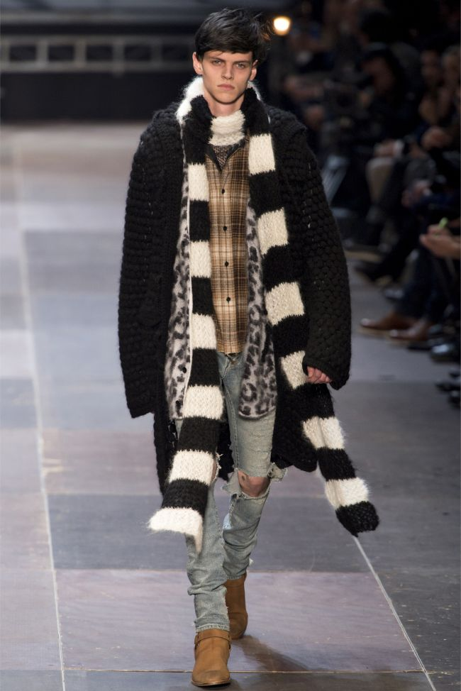 Saint Laurent Fall/Winter 2013 | Paris Fashion Week