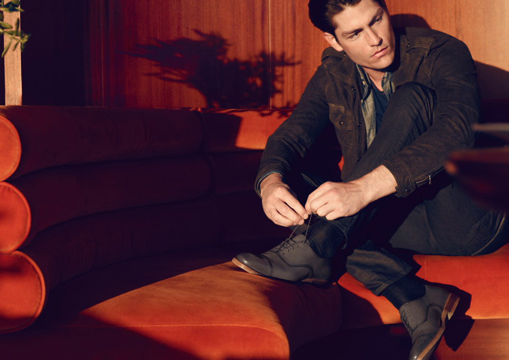 Tyson Ballou Fronts Sisley's Spring/Summer 2013 Campaign