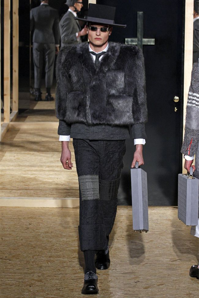 Thom Browne Fall/Winter 2013 | Paris Fashion Week