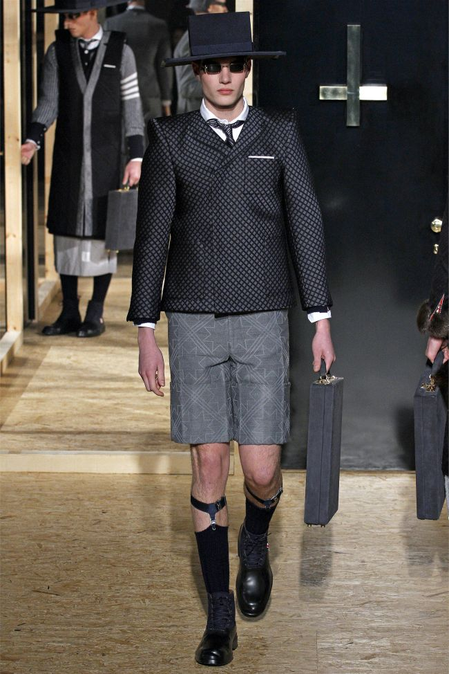 Thom Browne Fall/Winter 2013 | Paris Fashion Week