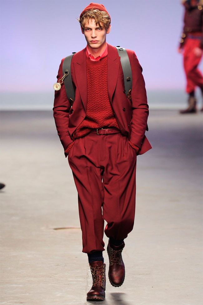 Topman Design Fall/Winter 2013 | London Collections: Men