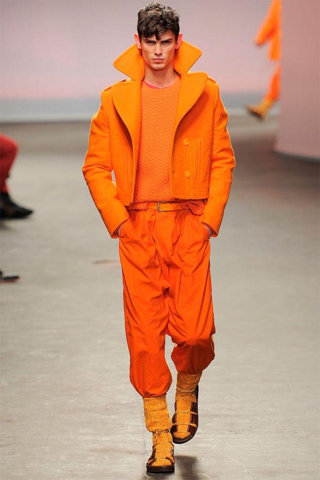 Topman Design Fall/Winter 2013 | London Collections: Men