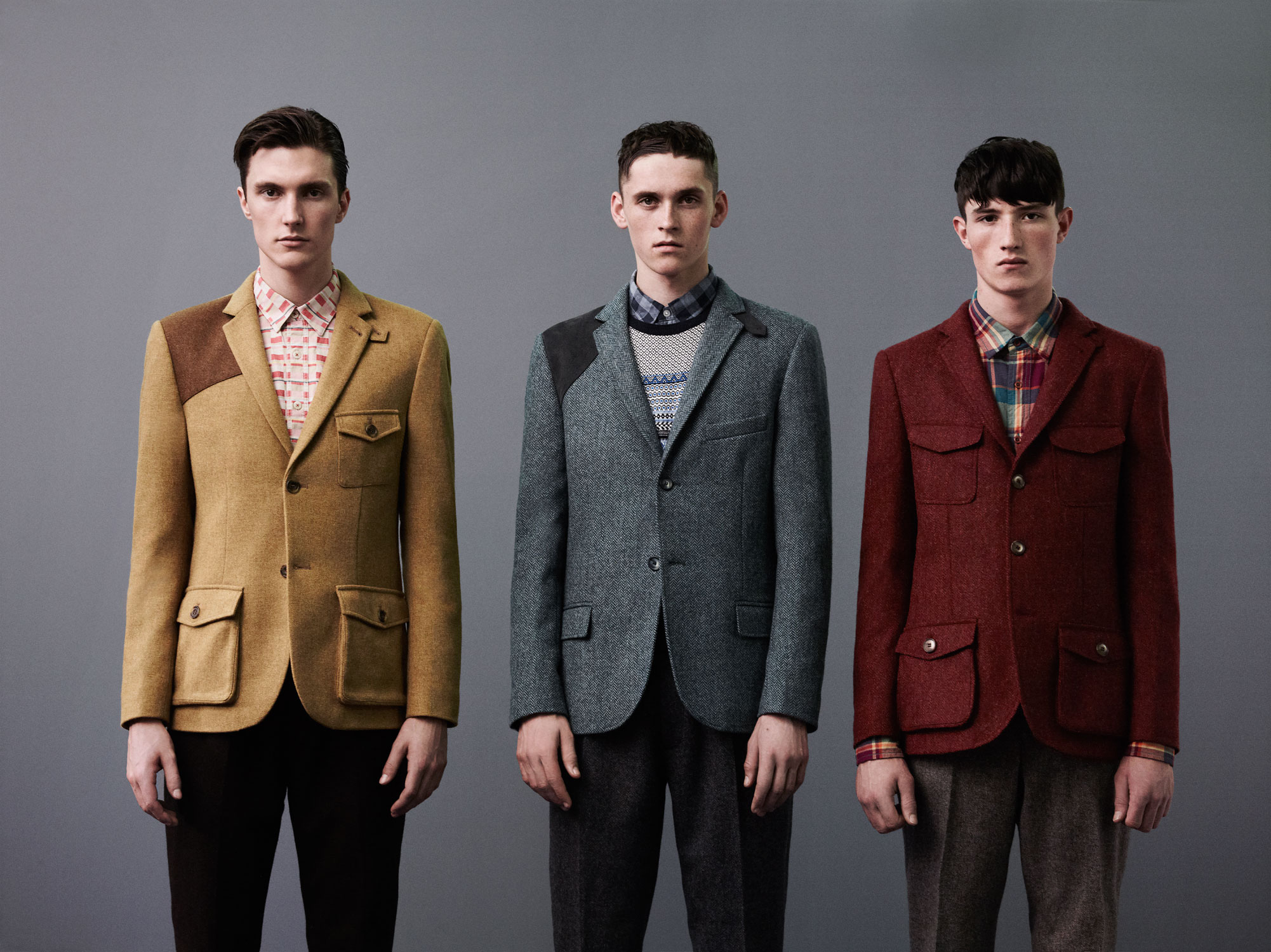 Topman Launches Premium Suiting Collection