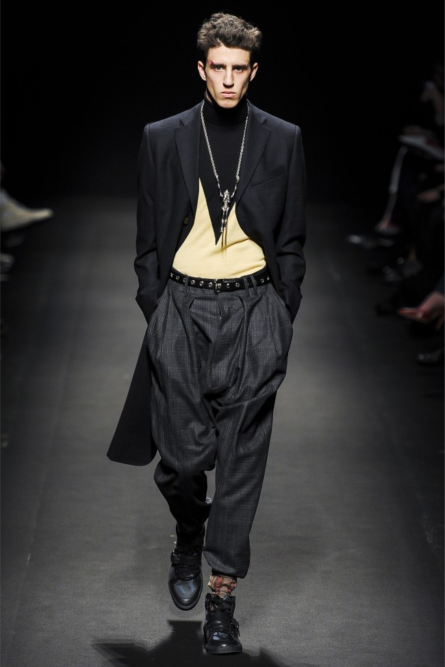 Vivienne Westwood Fall/Winter 2013 | Milan Fashion Week