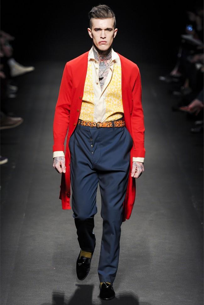 Vivienne Westwood Fall/Winter 2013 | Milan Fashion Week