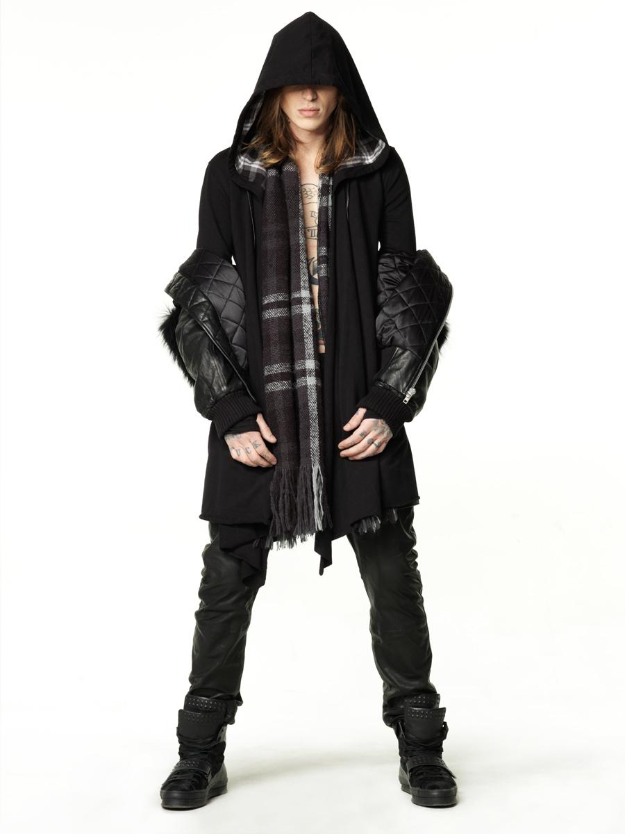 Bradley Soileau Fronts Skingraft's Fall/Winter 2013 Lookbook