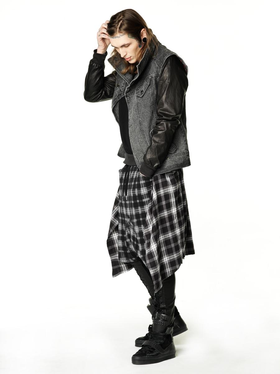 Grunge Fashion Style Resurgence