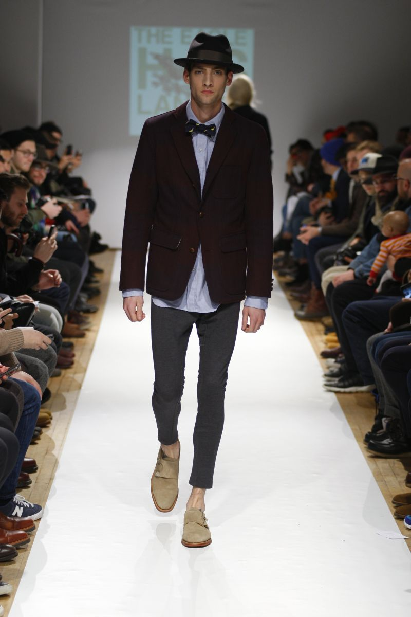 Mark McNairy New Amsterdam Fall/Winter 2013   New York Fashion Week