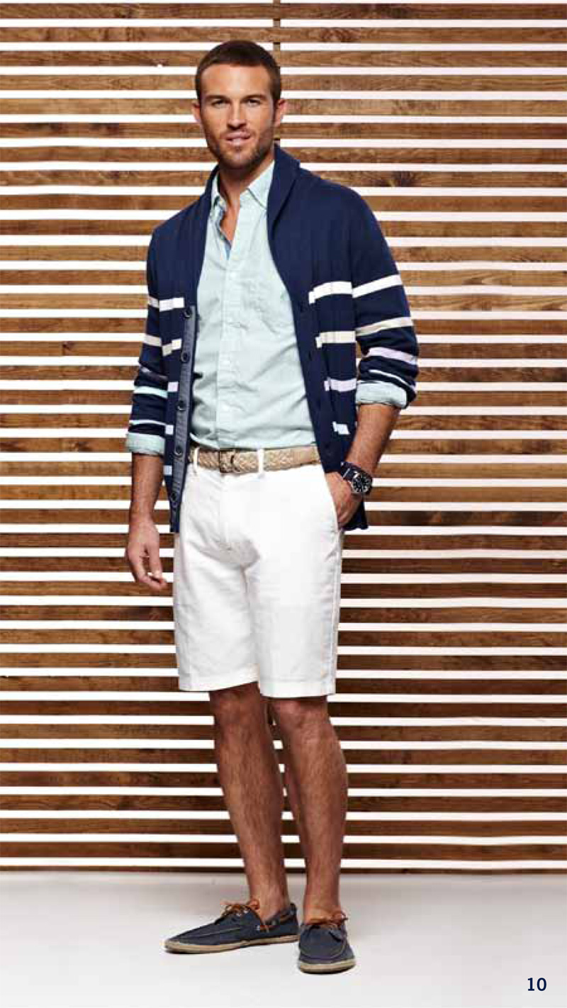 Nautica Reveals their Summer 2013 Collection image