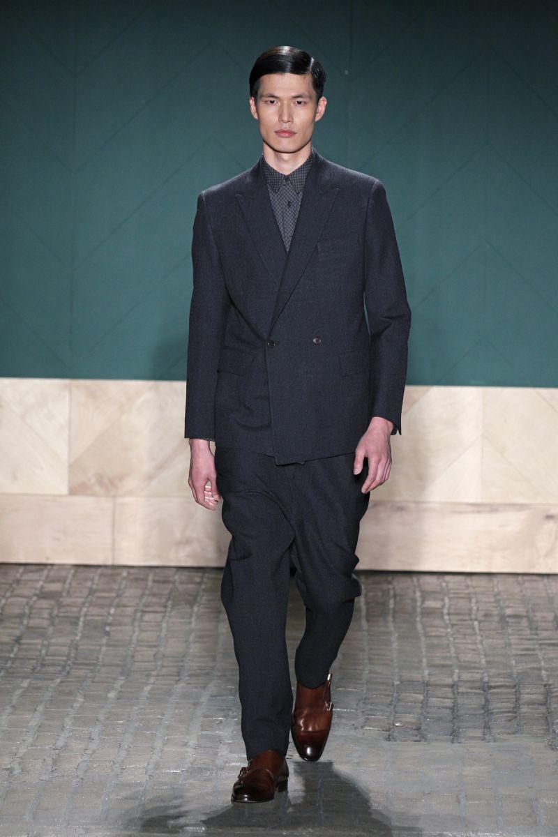 Perry Ellis by Duckie Brown Fall/Winter 2013 | New York Fashion Week