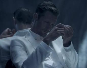 Alexander Skarsgård Stars in Calvin Klein's 'Provocations' Film Campaign