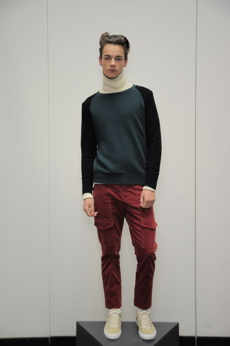 Shades of Grey by Micah Cohen Fall/Winter 2013 | New York Fashion Week