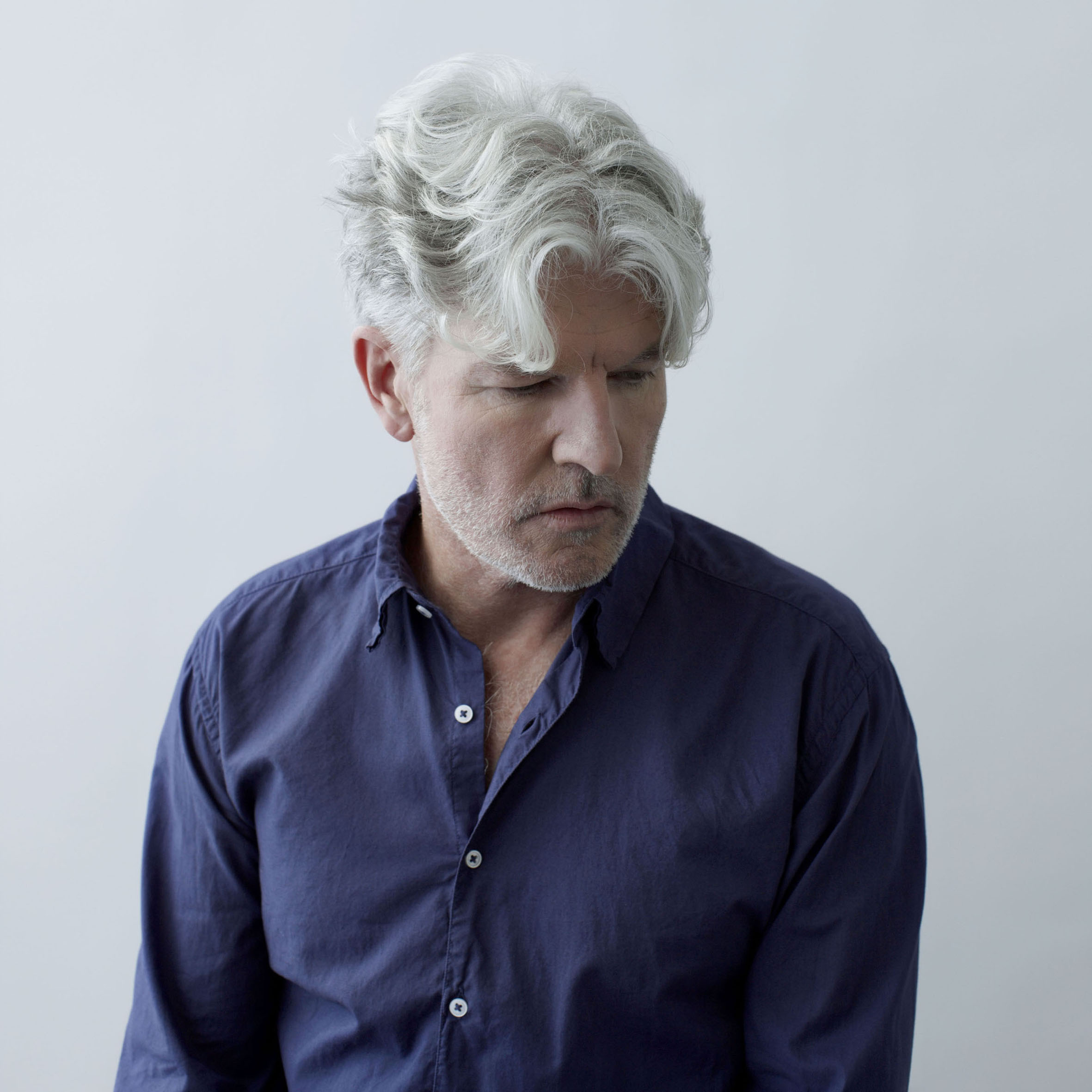 Tim Finn Sits Quietly For The Jac Jack Fall Winter 2013