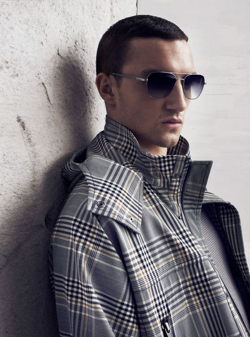 Jacob Coupe Stars in Tiger of Sweden's Spring/Summer 2013 Campaign