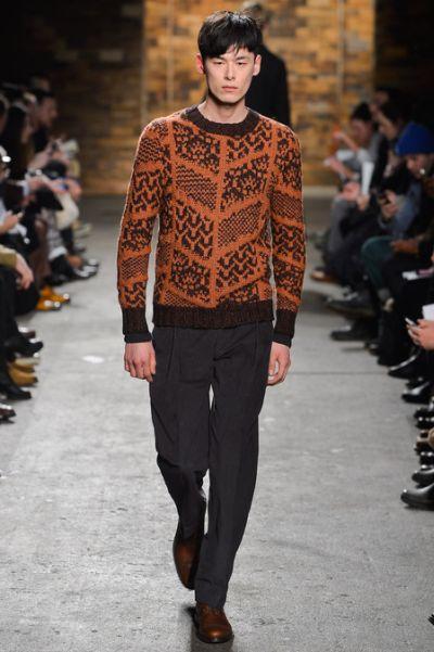 Billy Reid Fall/Winter 2013 | New York Fashion Week