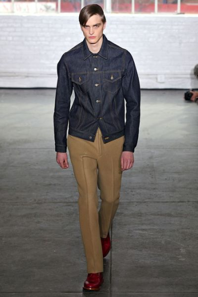 Duckie Brown Fall/Winter 2013 | New York Fashion Week image