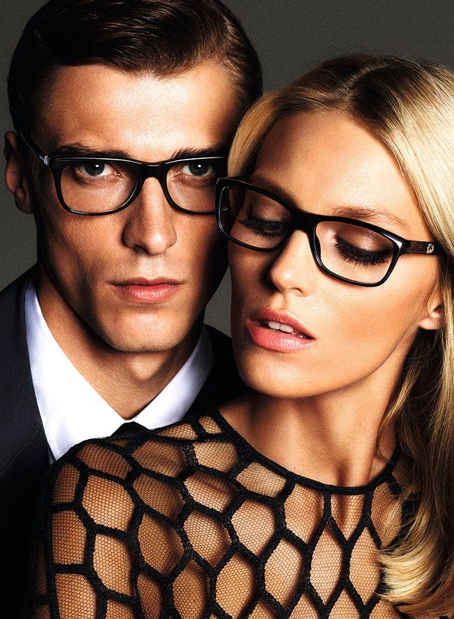 Gucci Taps Clément Chabernaud for its Spring/Summer 2013 Eyewear Campaign