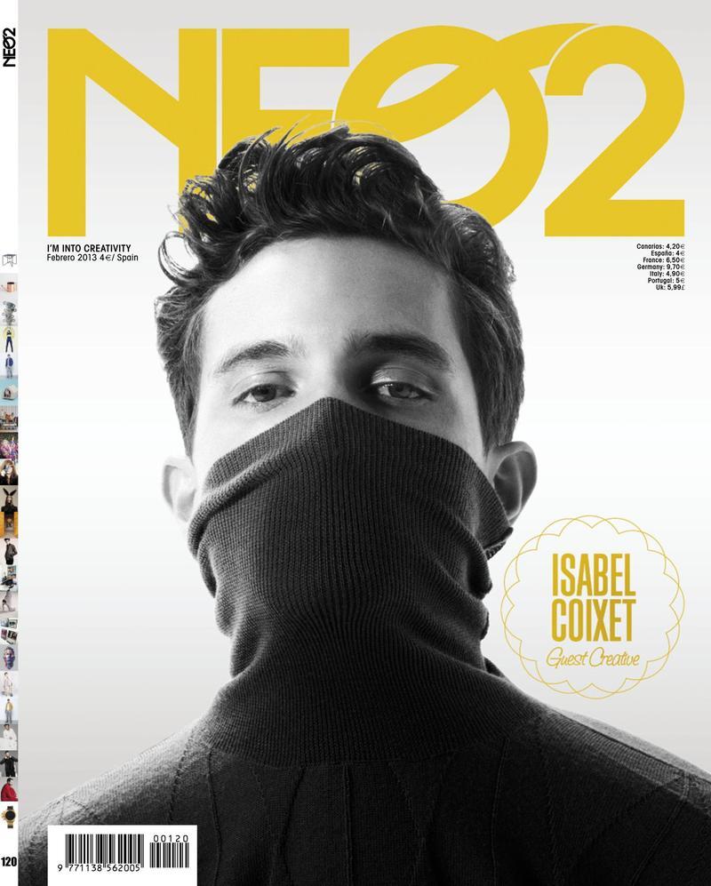 Jakob Wiechmann Covers Neo2's February 2013 Issue