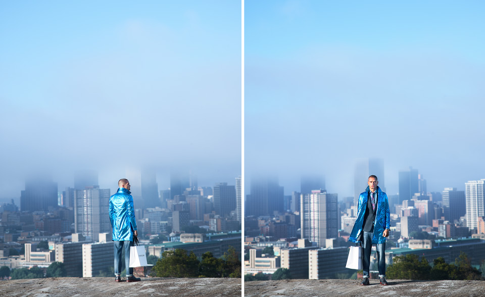 Mr Porter Embarks on a World Expedition for their Spring/Summer 2013 Campaign