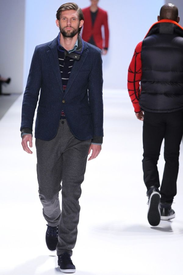 Nautica Fall/Winter 2013 | New York Fashion Week