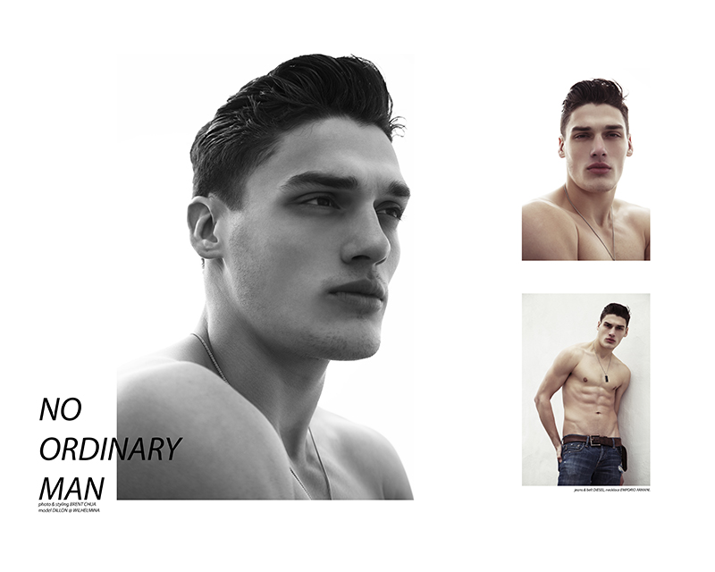 Dillon Storey by Brent Chua for Fashionisto Exclusive