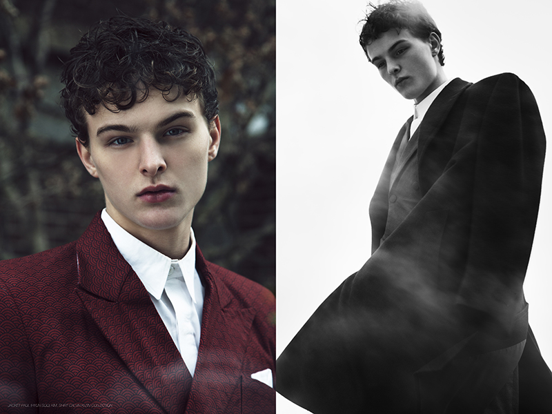 Ian Jones by Brent Chua for Fashionisto Exclusive