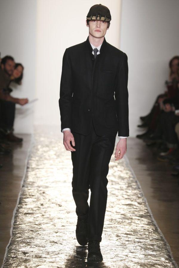 Patrik Ervell Fall/Winter 2013 | New York Fashion Week image