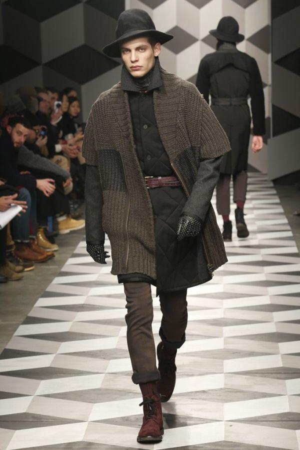 Robert Geller Fall/Winter 2013 | New York Fashion Week
