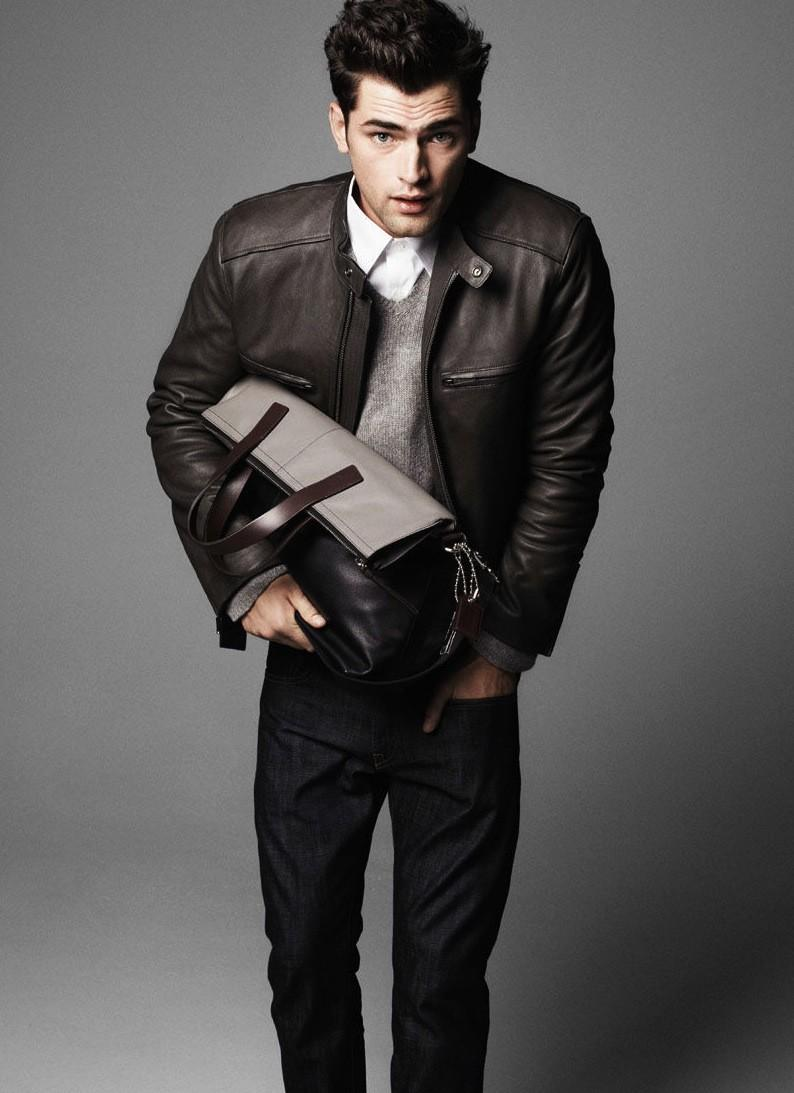 Sean O'Pry Stars in Coach's Spring/Summer 2013 Campaign