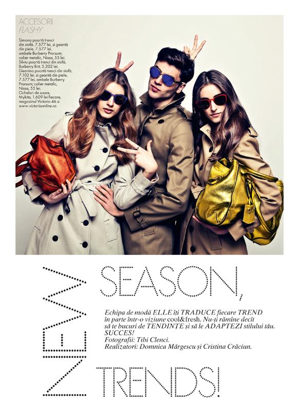 Silviu Tolu is the Ladies Man for Elle Romania