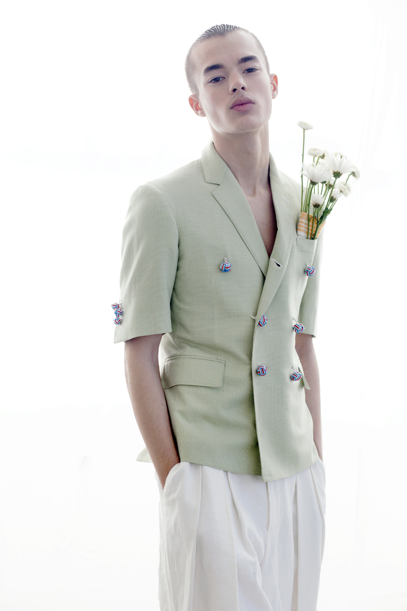 Alejandro High by Nekole Kemelle for Fashionisto Exclusive