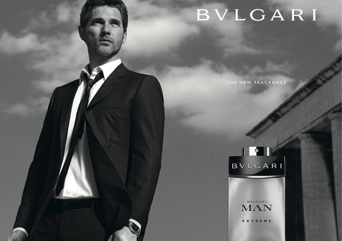 Eric Bana Fronts BVLGARI Fragrance Campaign