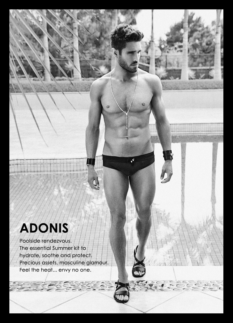 FT30 MAN ENVY 'Adonis'